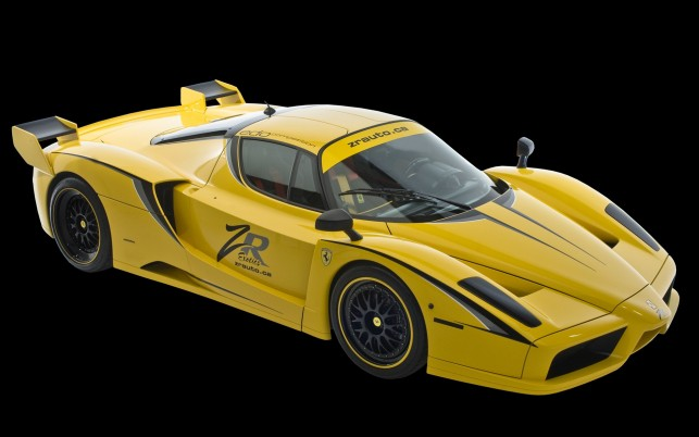 Ferrari Enzo 2010, evolution, cars wallpapers and stock photos