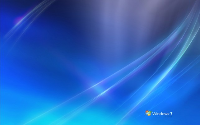 Windows 7 Blue, dell, white wallpapers and stock photos