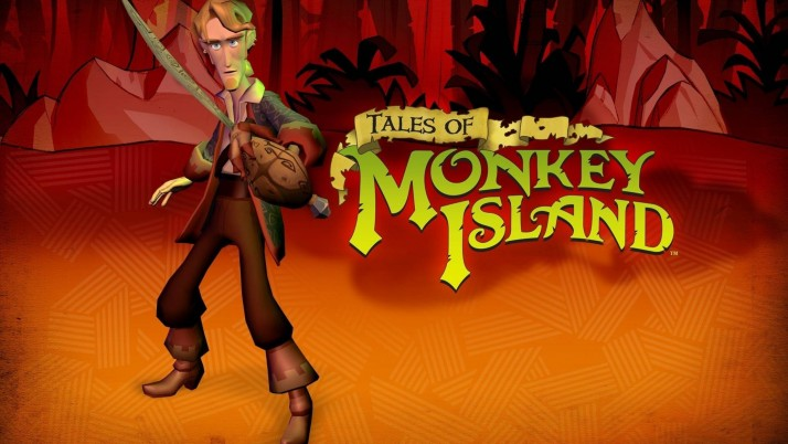 Cover Tales Of Monkey Island, rock wallpapers and stock photos