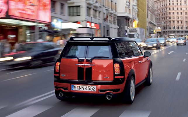 Random: Mini John Cooper Works Clubman, car, concept, vehicles, cars