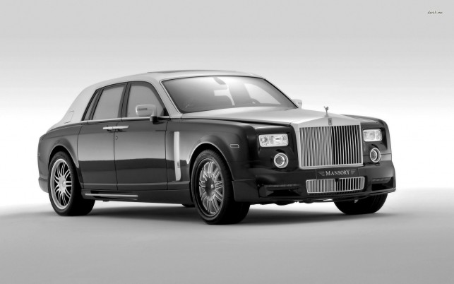 Random: Mansory Rolls-Royce Phantom, car, cars