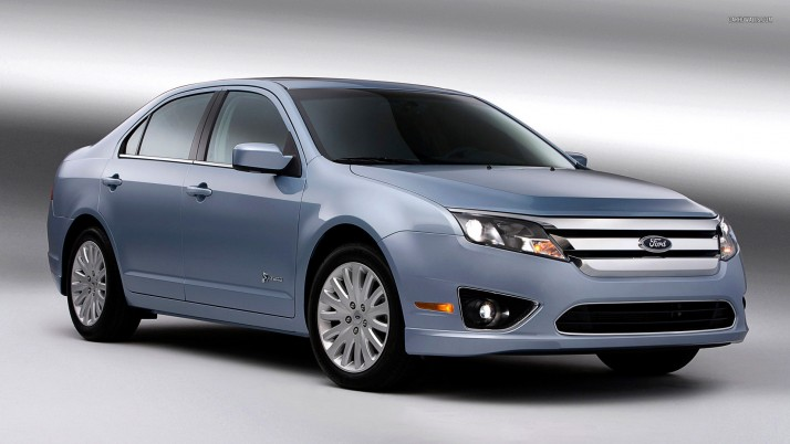 Ford Fusion Hybrid, car, cars wallpapers and stock photos