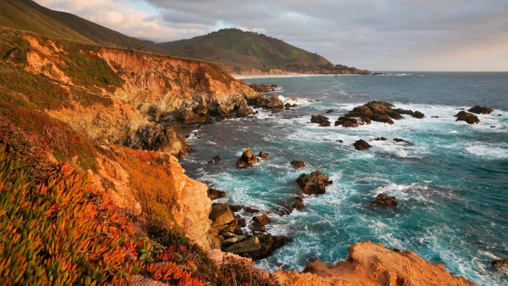 California, scenery wallpapers and stock photos