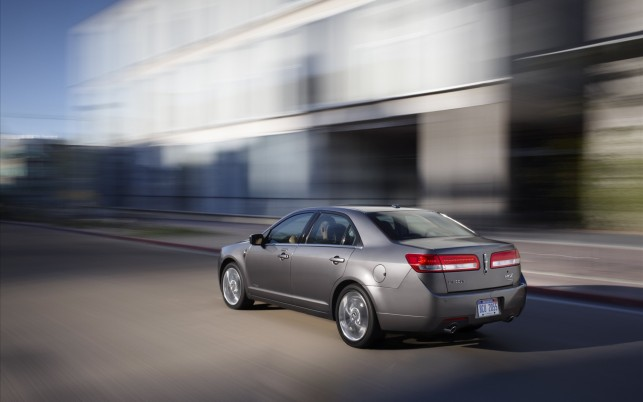 2011 Lincoln Mkz Hybrid wallpapers and stock photos