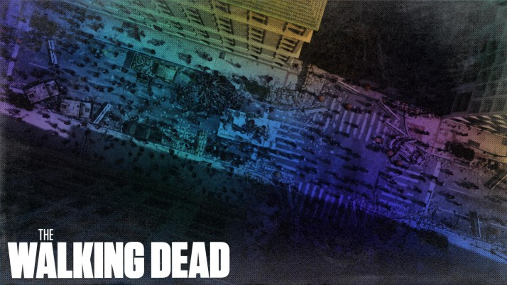 Walking Dead Season 2, logo wallpapers and stock photos