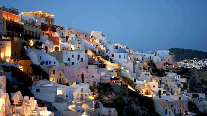 Santorini wallpapers and stock photos