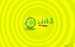 Lime Art Studio wallpapers and stock photos
