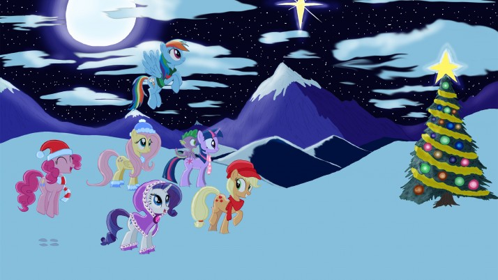 Previous: Spike My Little Pony, magic, friendship