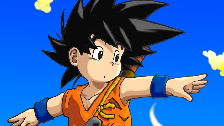 Son Goku, animated wallpapers and stock photos