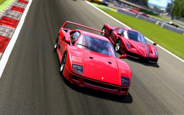 Next: Ferrari F40  vehicles, cars