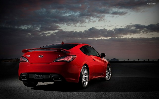 Hyundai Genesis Coupe 2013, car, cars wallpapers and stock photos
