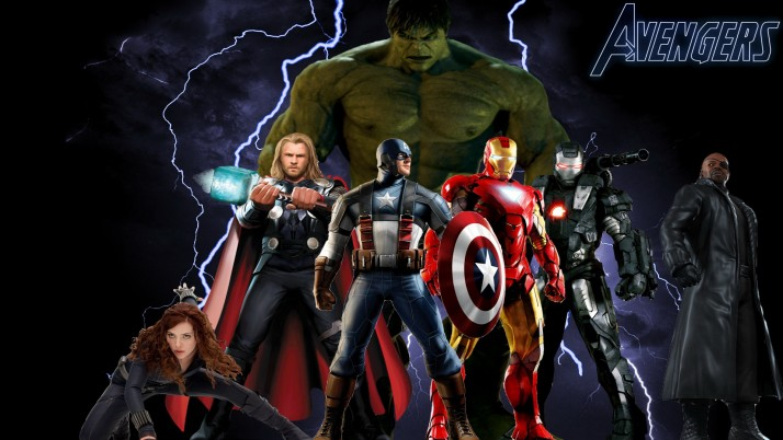 Avengers 2012, movies wallpapers and stock photos