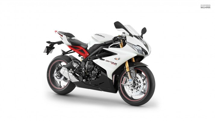 2013 Triumph Daytona 675R, motorcycle, motorcycles wallpapers and stock photos