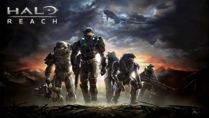 Previous: Halo  games