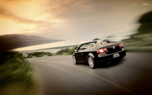 2010 Volkswagen Eos, car, cars wallpapers and stock photos