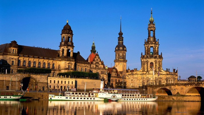 Germany City, cruise, cityscape wallpapers and stock photos