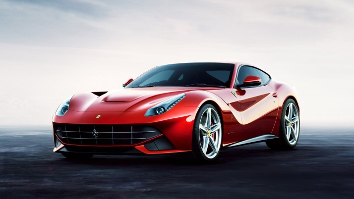 Ferrari F12 Berlinetta wallpapers and stock photos