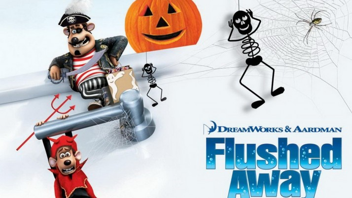 Previous: Flushed Away Ost