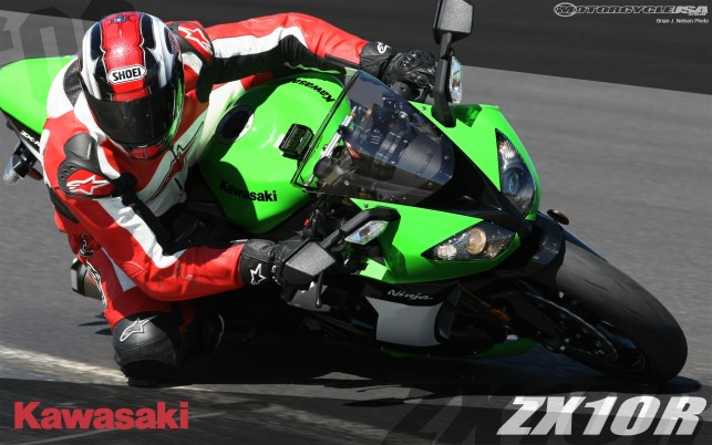 Kawasaki Zx10R, paper, track, motorcycle wallpapers and stock photos