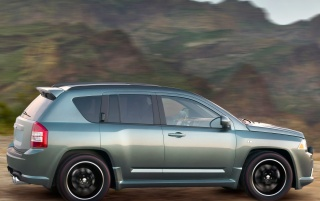 2005 Jeep Compass wallpapers and stock photos