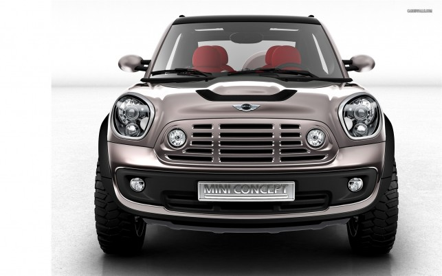 Mini Beachcomber Concept 2010, Auto, Autos wallpapers and stock photos