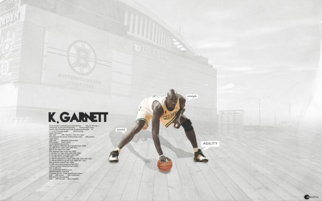 Td Garten, Basketball, Garnett, Kevin wallpapers and stock photos