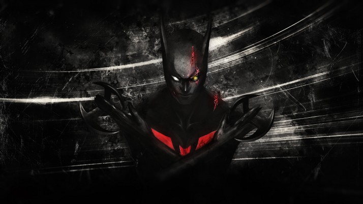 Batman Beyond Cartoons wallpapers and stock photos