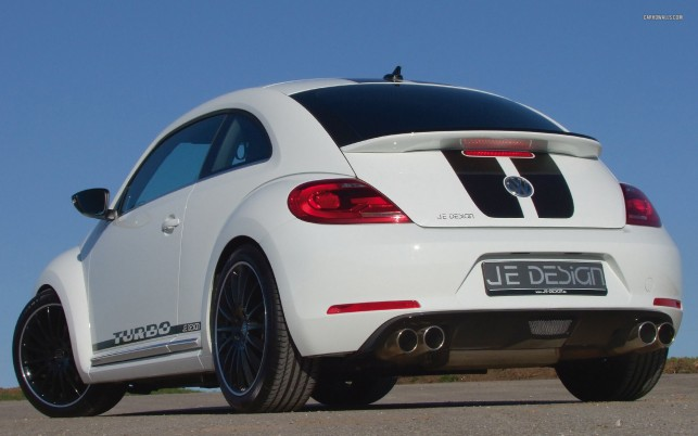 JE Design Volkswagen Beetle 2012, car, cars wallpapers and stock photos
