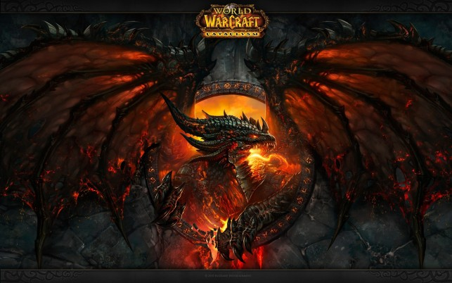 Wow Cataclysm, world of warcraft, games wallpapers and stock photos