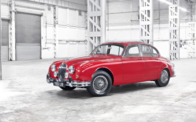 Previous: 1061 Jaguar Mark 2, car, cars