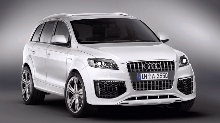2008 Audi Q7, car, cars wallpapers and stock photos