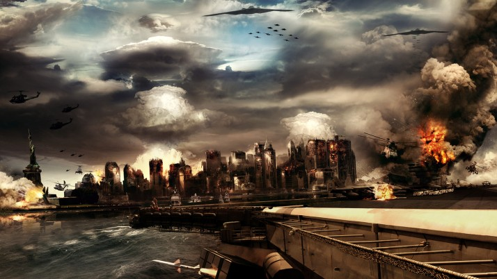 Destruction, game, gamer, games, scenes wallpapers and stock photos