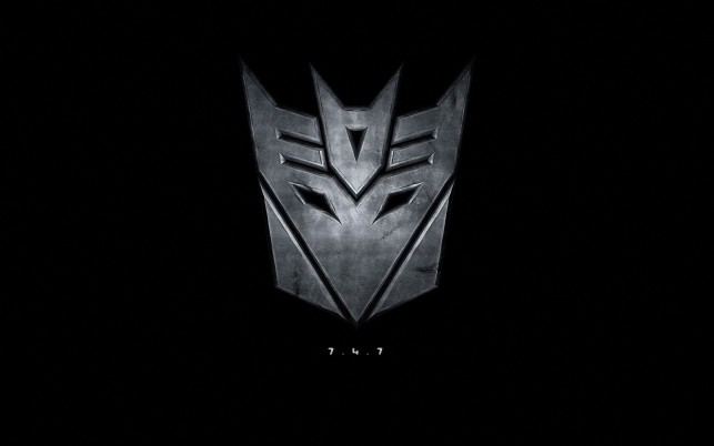 Transformers Symbol, logo, decepticon wallpapers and stock photos