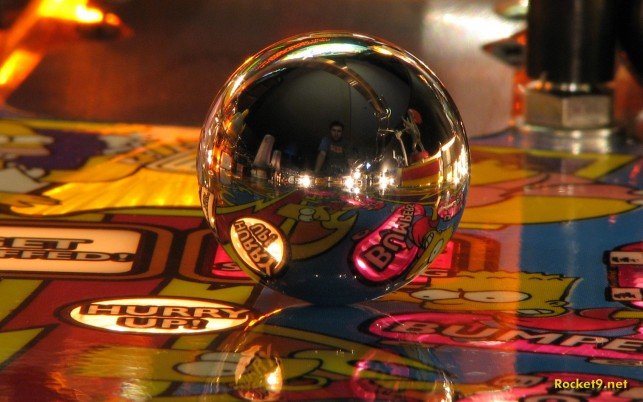 Pinball, portrait, simpsons wallpapers and stock photos