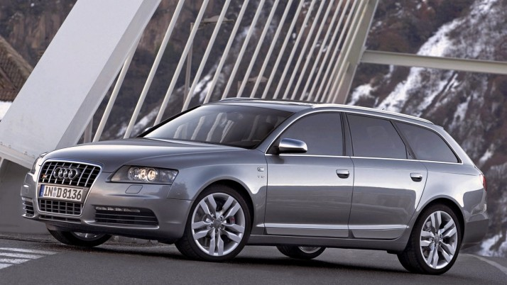 Previous: 2006 Audi S6 Avant, car, cars