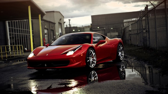 Ferrari 458 Italia  pixel, large wallpapers and stock photos