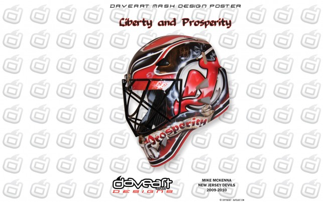 Goalie Mask Devils, Entwürfe, Galerie wallpapers and stock photos
