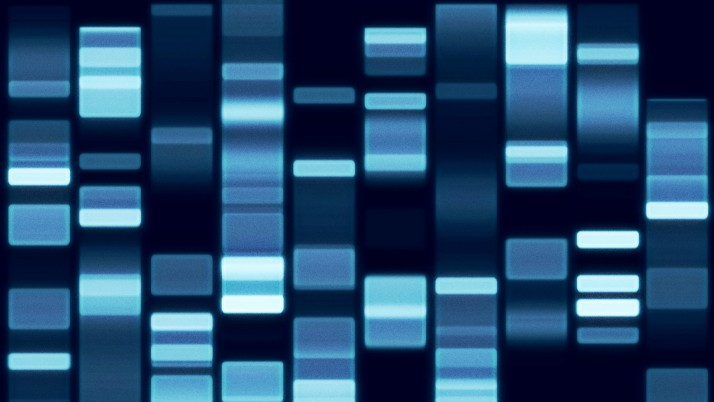 Dna, abstract, blue, digital wallpapers and stock photos