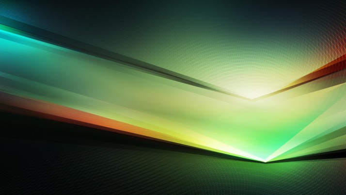 Previous: Spectrum, green, abstract