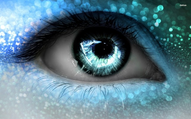 Blue eye, photography wallpapers and stock photos