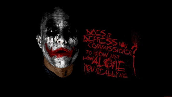 Joker  dark, collection, amazing wallpapers and stock photos