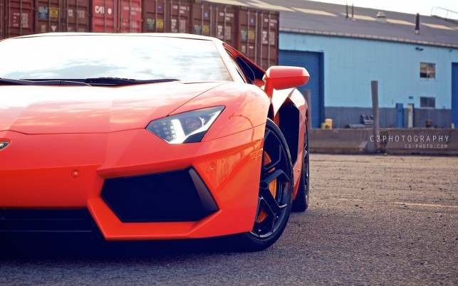Lamborghini Aventador wallpapers and stock photos