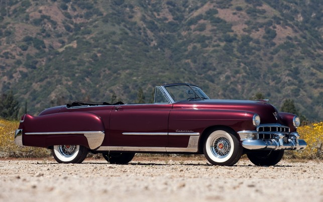 1949 Cadillac Series 62, car, cars wallpapers and stock photos