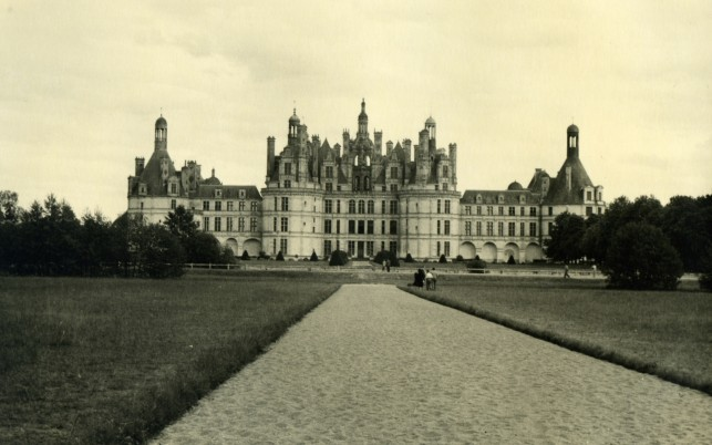 Random: Chambord Castle, castles, photos