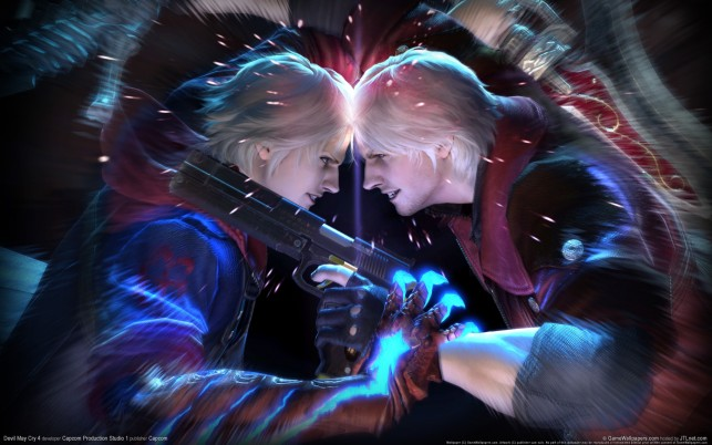 Devil May Cry 4 wallpapers and stock photos