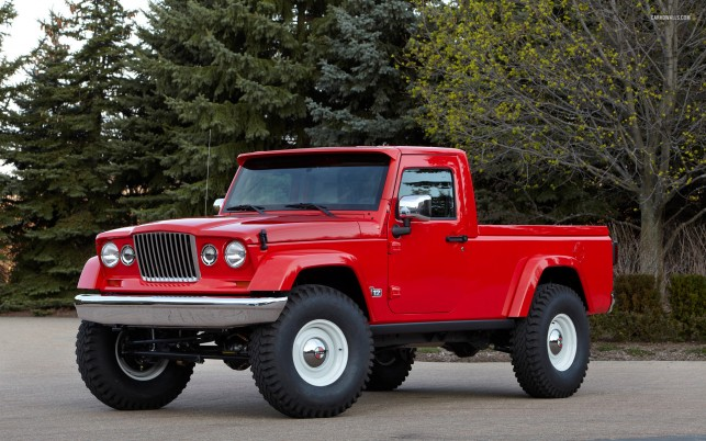 Jeep J 12 Concept 2012, car, cars wallpapers and stock photos
