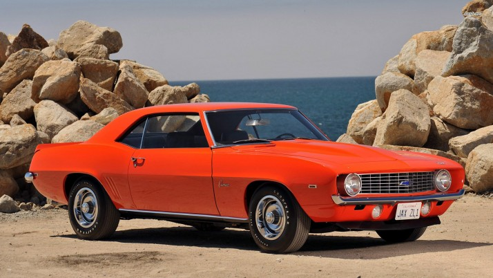 Random: 1969 Chevrolet Camaro, car, cars