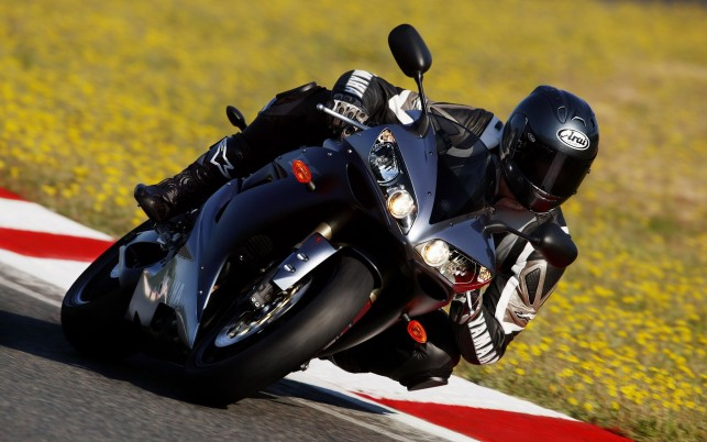 Yamaha YZF-R1, motorcycle, motorcycles wallpapers and stock photos