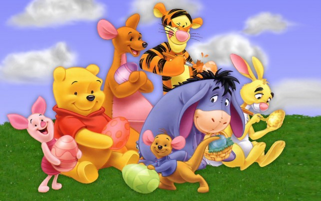 Previous: Winnie Pooh, cartoon, high, dubstep, resolution