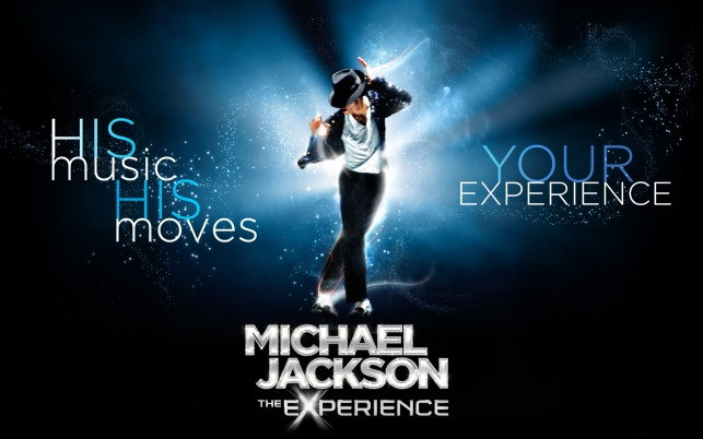 Michael Jackson The Experience wallpapers and stock photos